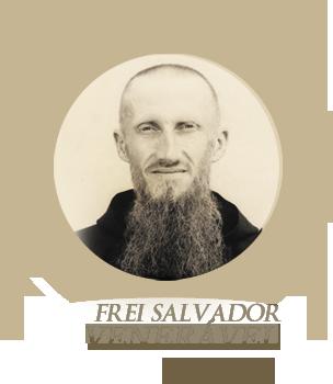 Frei Salvador Servo de Deus - Sou o que sou diante de Deus